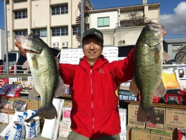 11月25日(日)に茨城県霞水系で開催された第22回K'sカップにて、ハイカットシリーズを駆使し優勝!!
