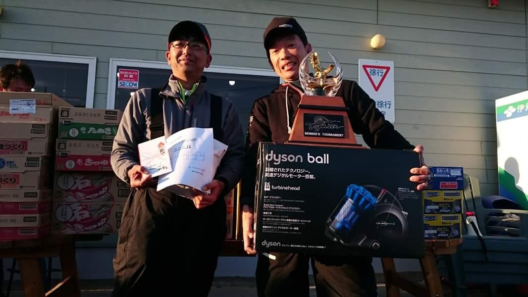 霞水系のトーナメントにてO.S.P開発橋本チームがヴァルナSPEC2-SFで見事優勝!