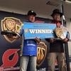 4/21(日)茨城県北浦で開催されたW.B.S第2戦にてドライブカーリー4.5″を駆使し5本7,170gという驚異的なウエイトで見事優勝!!