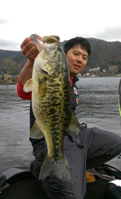 JB河口湖第1戦にて、斎藤様がi-Waver74SSSで優勝を勝ち取りました!!