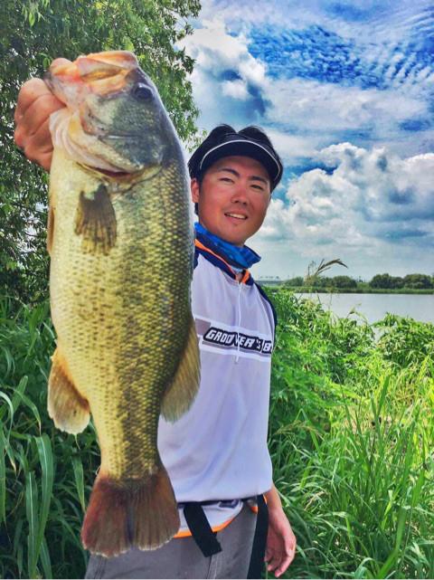 九州陸釣りグランドチャンピオンシップ福岡予選にてドライブクローラーがウイニングルアーになりました!!