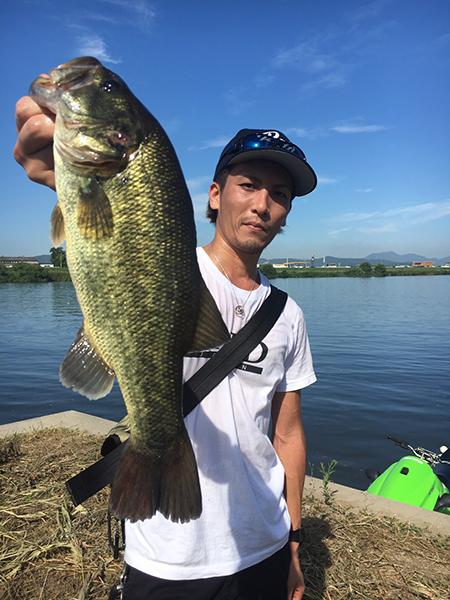 九州陸釣りグランドチャンピオンシップ福岡予選にて、ドライブカーリーで準優勝を獲得!