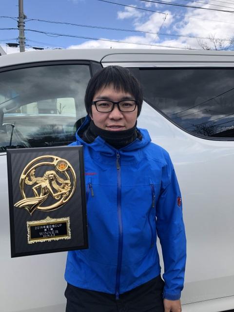 3月3日(日)神奈川県相模湖で開催された日相カップ第1戦にてHPシャッドテール3.1″を駆使し優勝!!