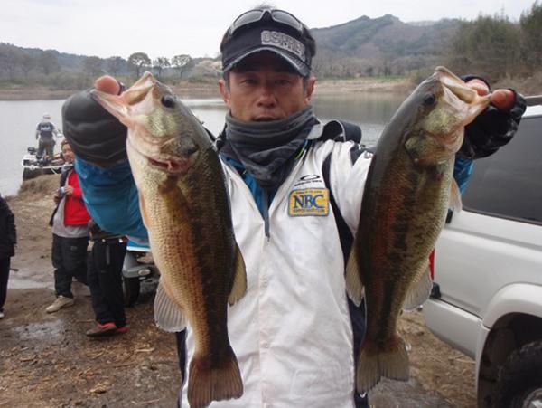 宮崎県野尻湖で開催されたNBCチャプター宮崎第1戦でブリッツMRが準優勝に貢献しました!!