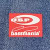 O.S.P×bassmania ジップパーカー