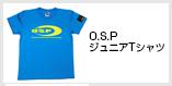 O.S.P ジュニアTシャツ