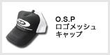 O.S.Pロゴメッシュキャップ