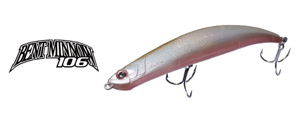 BENT MINNOW 106 F