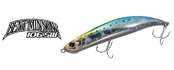 BENT MINNOW 106 F-SW