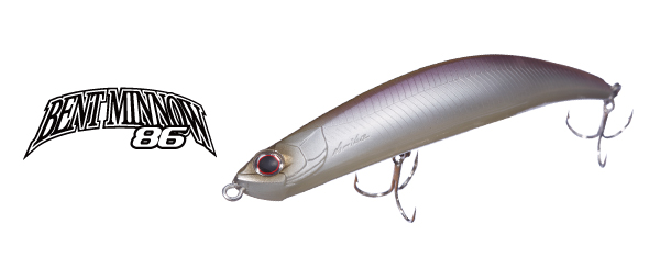 BENT MINNOW 86 F