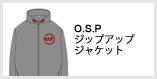 O.S.Pジップアップジャケット