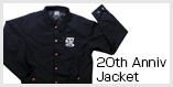 20周年Anniversaryジャケット