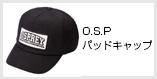 O.S.Pパッドキャップ